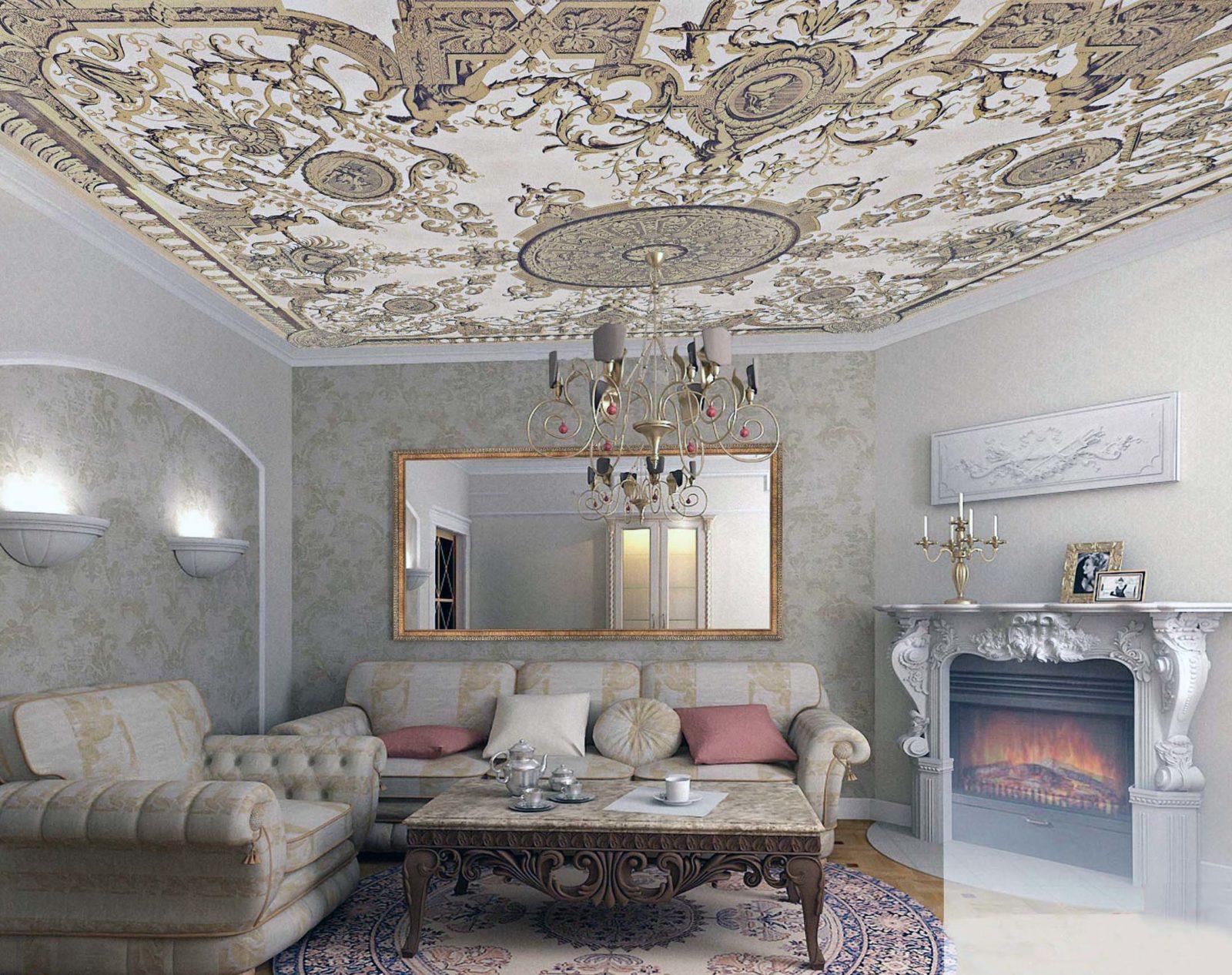 Стиль ренессанс. Интерьер.Архитектурный стиль ренесанс.Фото и описание.