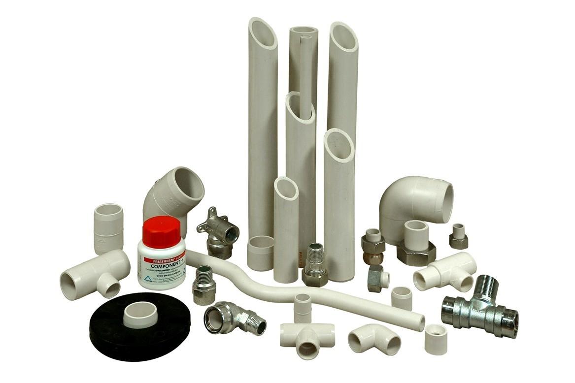 Краткое описание видов пластиковых труб