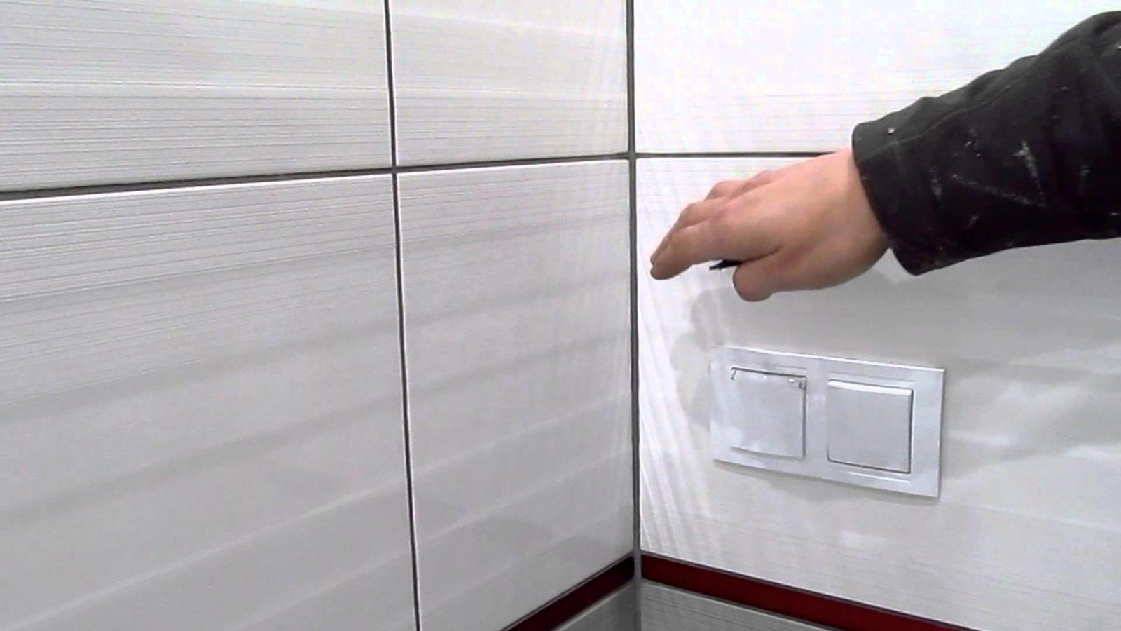 Необходимость использования уголков для плитки