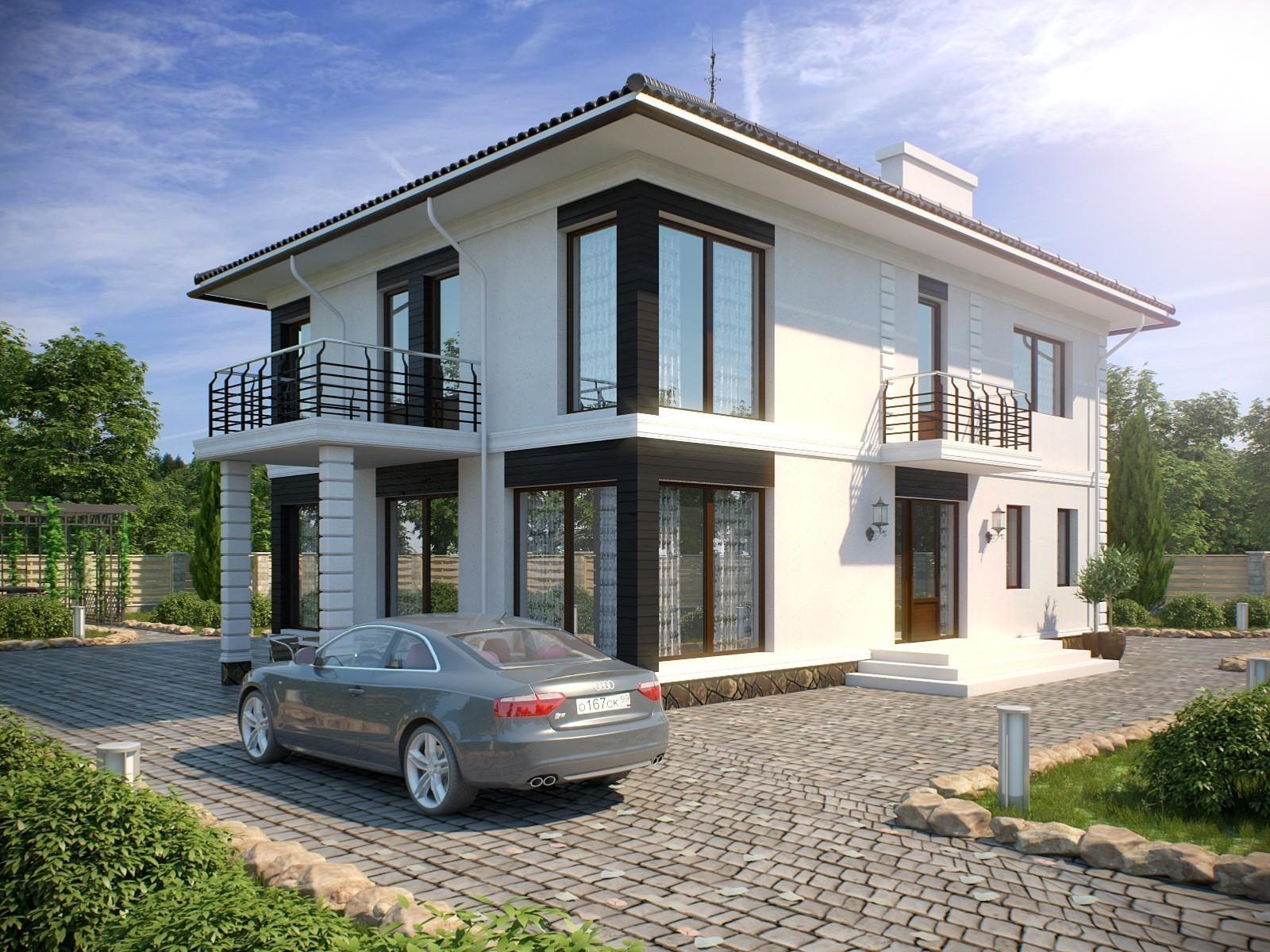 Основные мотивы для постройки загородного дома