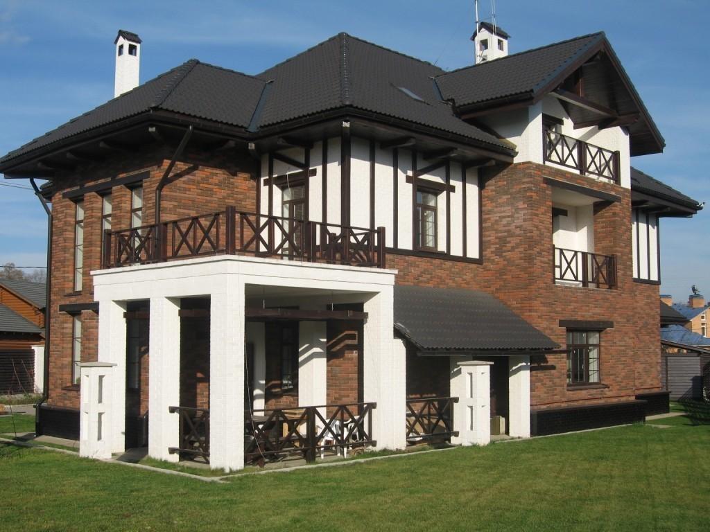 Популярность кирпича для постройки домов