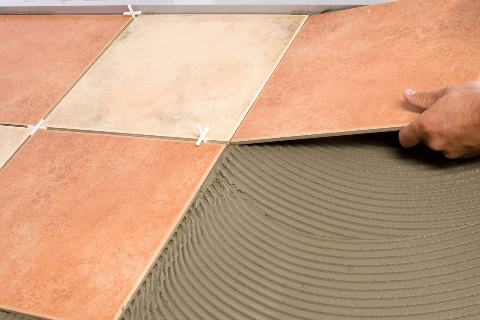 Правильный клей для керамической плитки