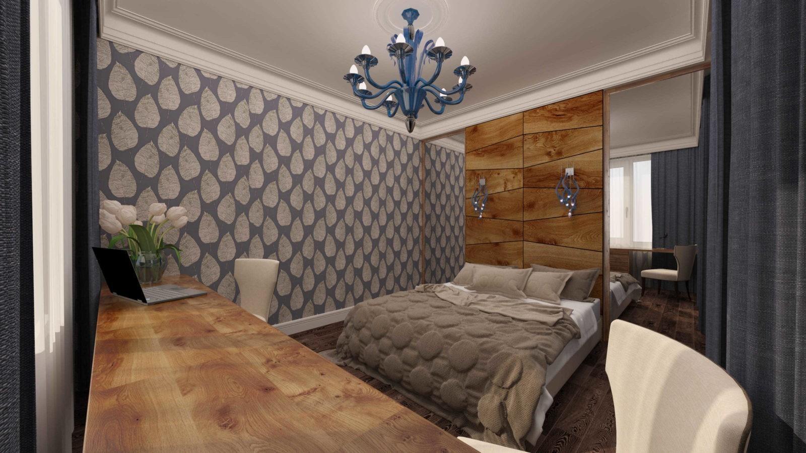 Приемы нестандартной покраски для отделки стен