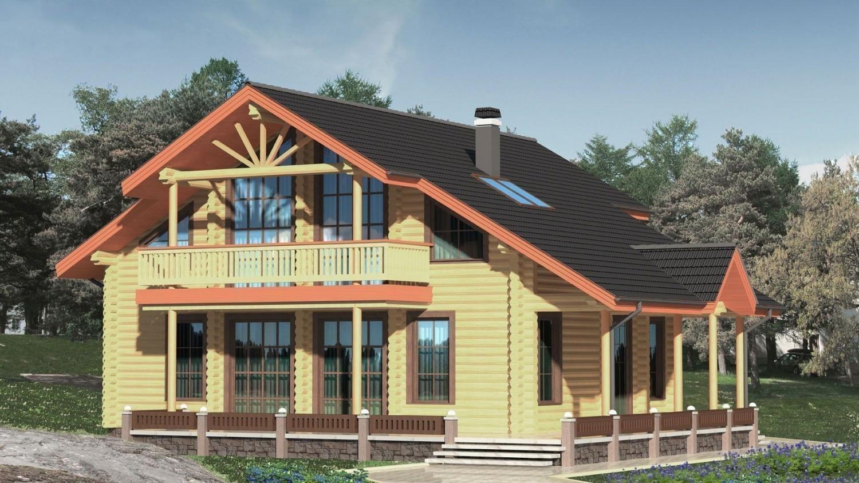 Стоимость постройки загородного дома