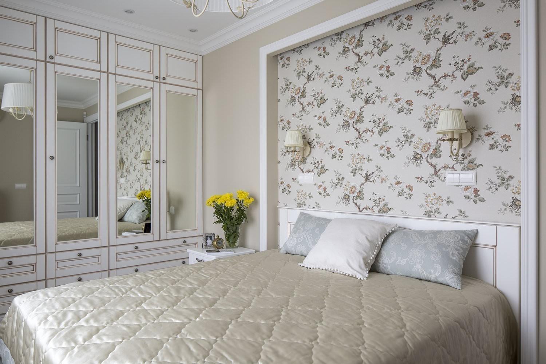 Ткани или бамбук на стене - альтернатива обычным обоям для отделки стен