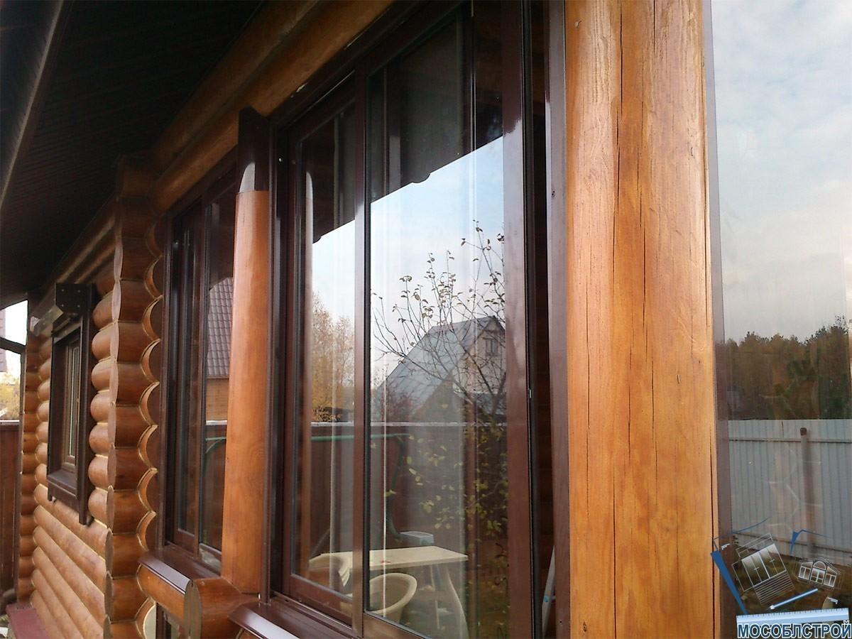 Замена старых деревянных окон на пластиковые