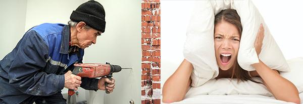Правильная шумоизоляция помещения