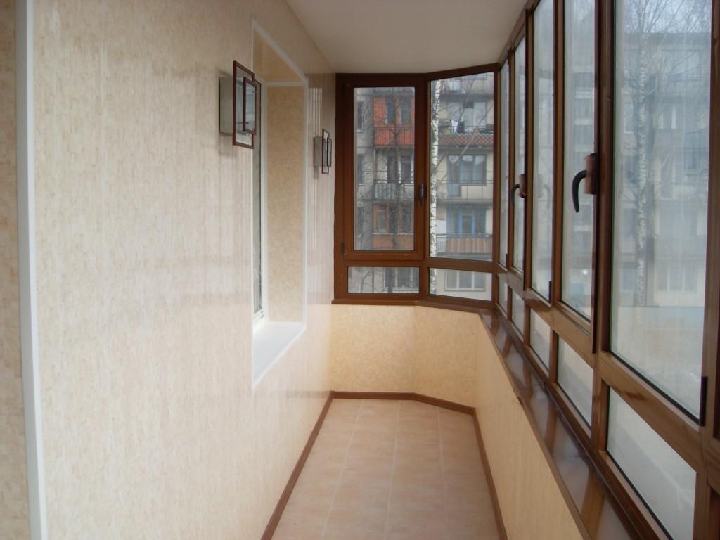 Ремонт балкона и лоджии в квартире