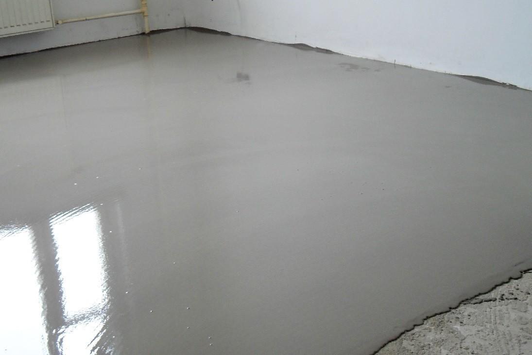 Технология бетонной стяжки пола