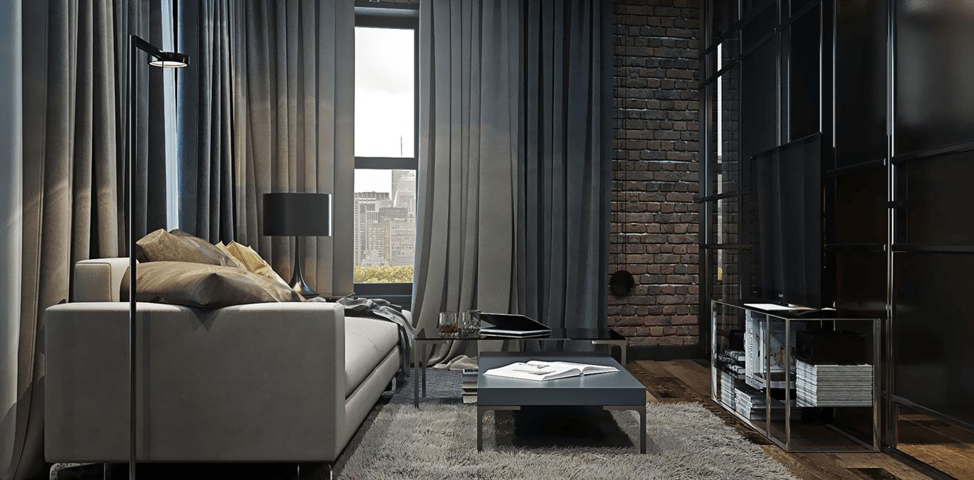 Как изменить интерьер с помощью штор и аксессуаров