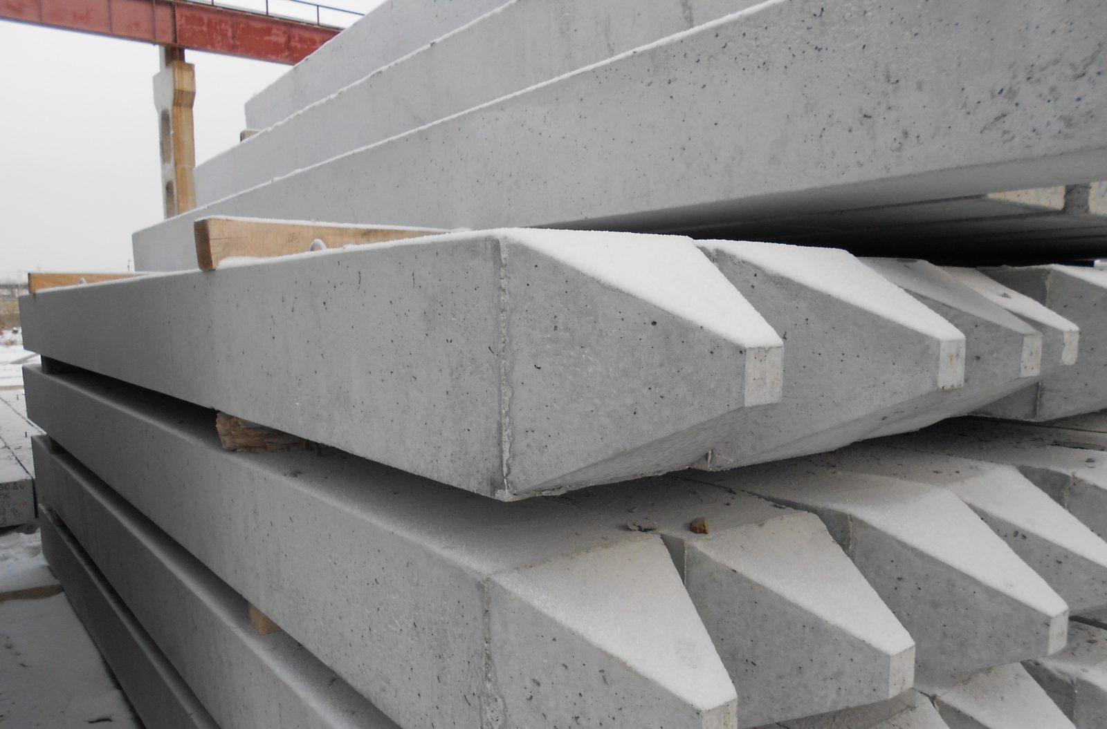 Железобетонная продукция в строительстве - фундаментные блоки ФБС