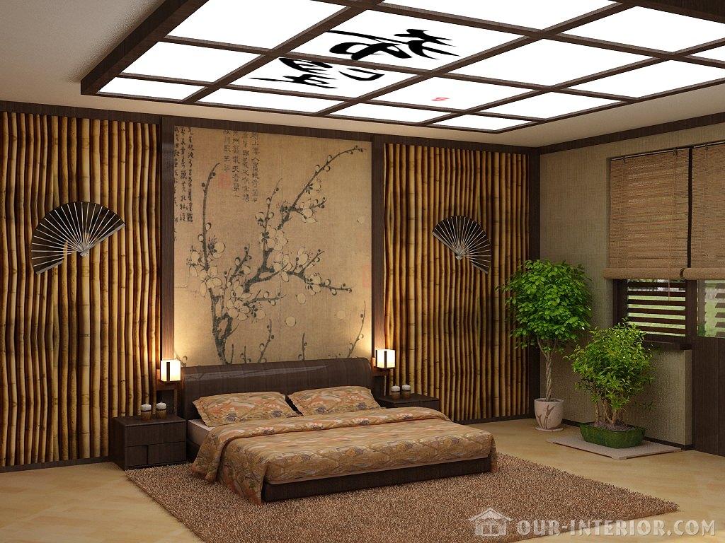 Декоративные бамбуковые панели