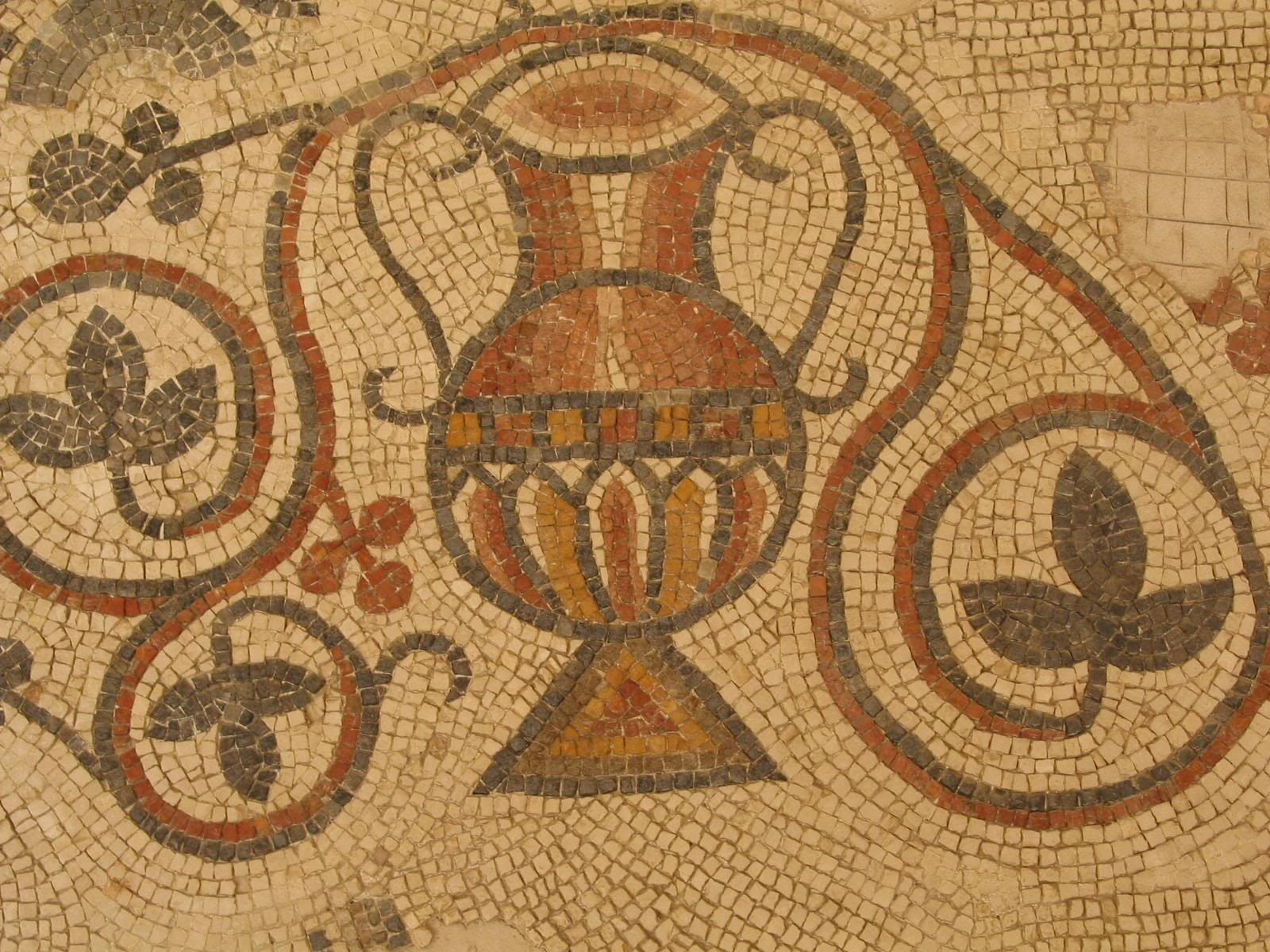 Истории возникновения мозаики