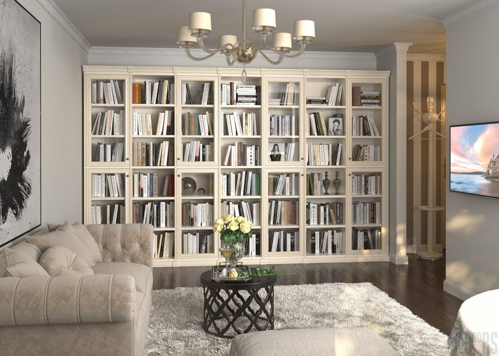 Изысканная мебель для гостиной оригинальная модульная мебель