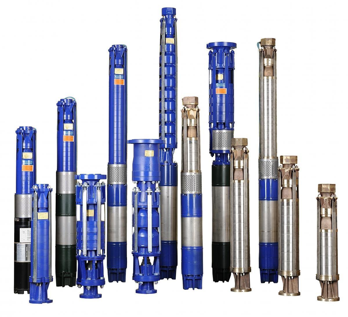 Насос для водоснабжения ЭЦВ 6-10-80