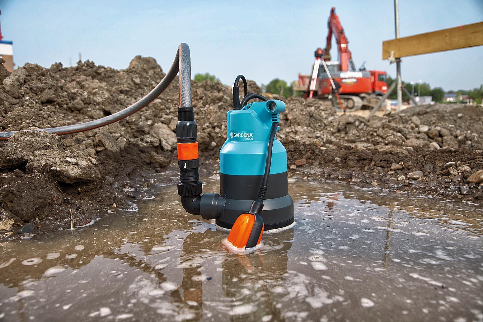 Насосы для грязной воды