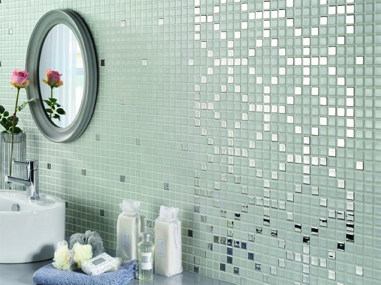 Немного простых вещей о стеклянной мозаике