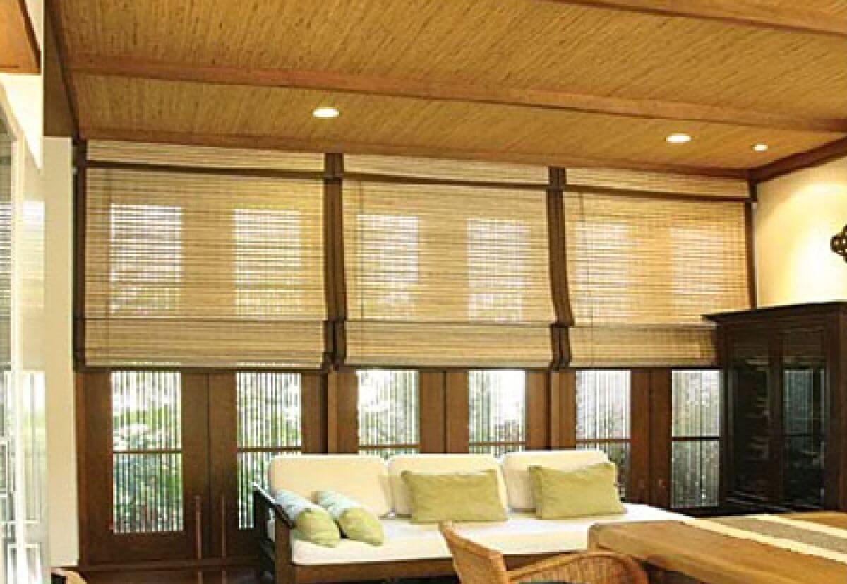 О преимуществах бамбуковых роллет