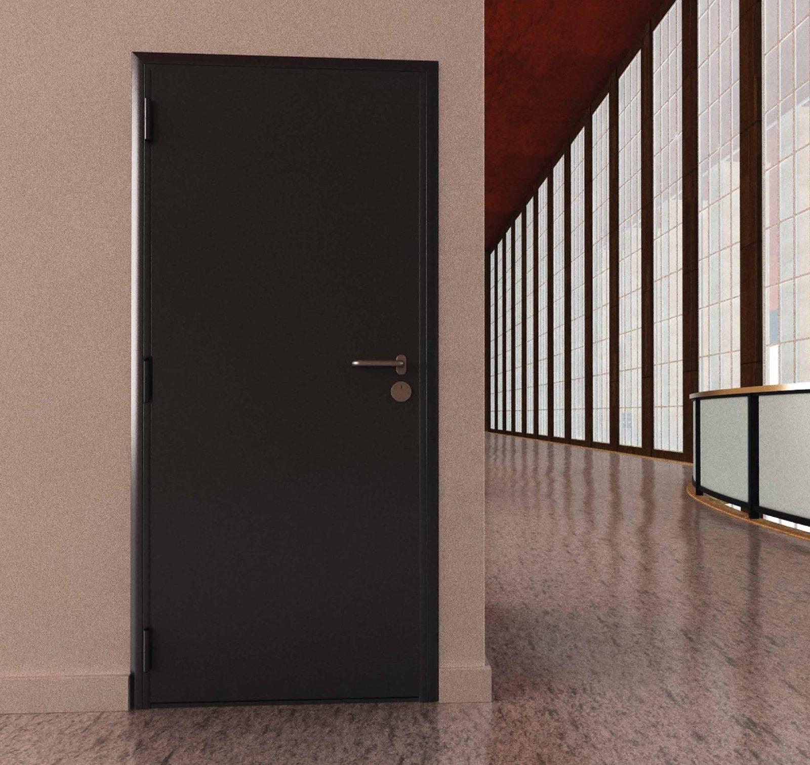 О противопожарных дверях и их свойствах