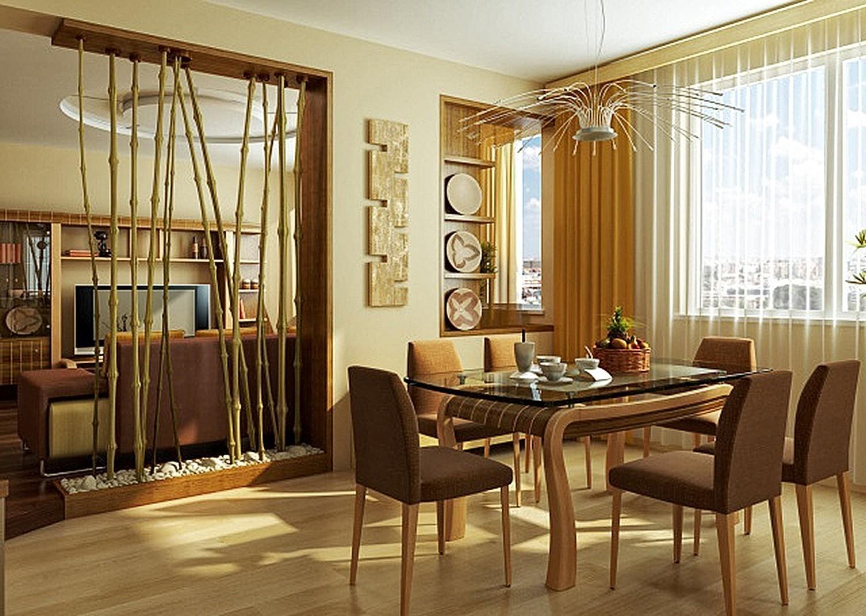 Правила эксплуатации бамбуковых обоев до, во время и после поклейки