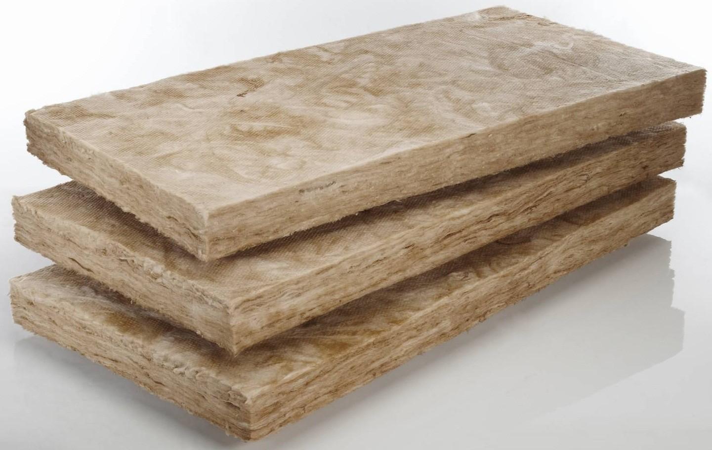 Применение утеплительных материалов на основе минеральной ваты базальтовых пород