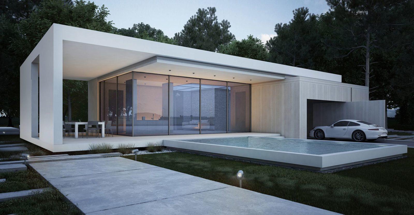 Проектирование домов. Типовые и индивидуальные проекты домов