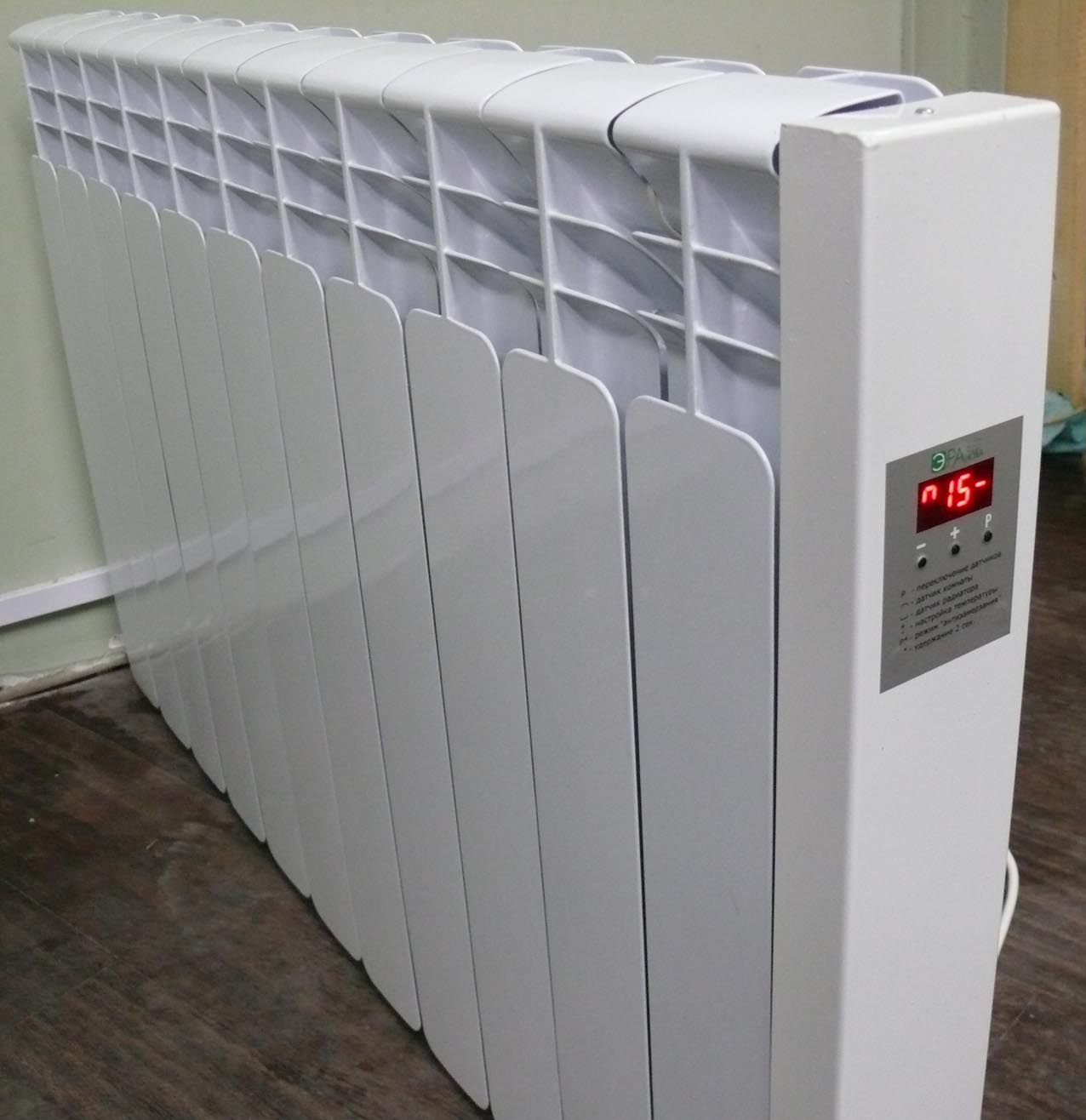 Радиаторы на электричестве