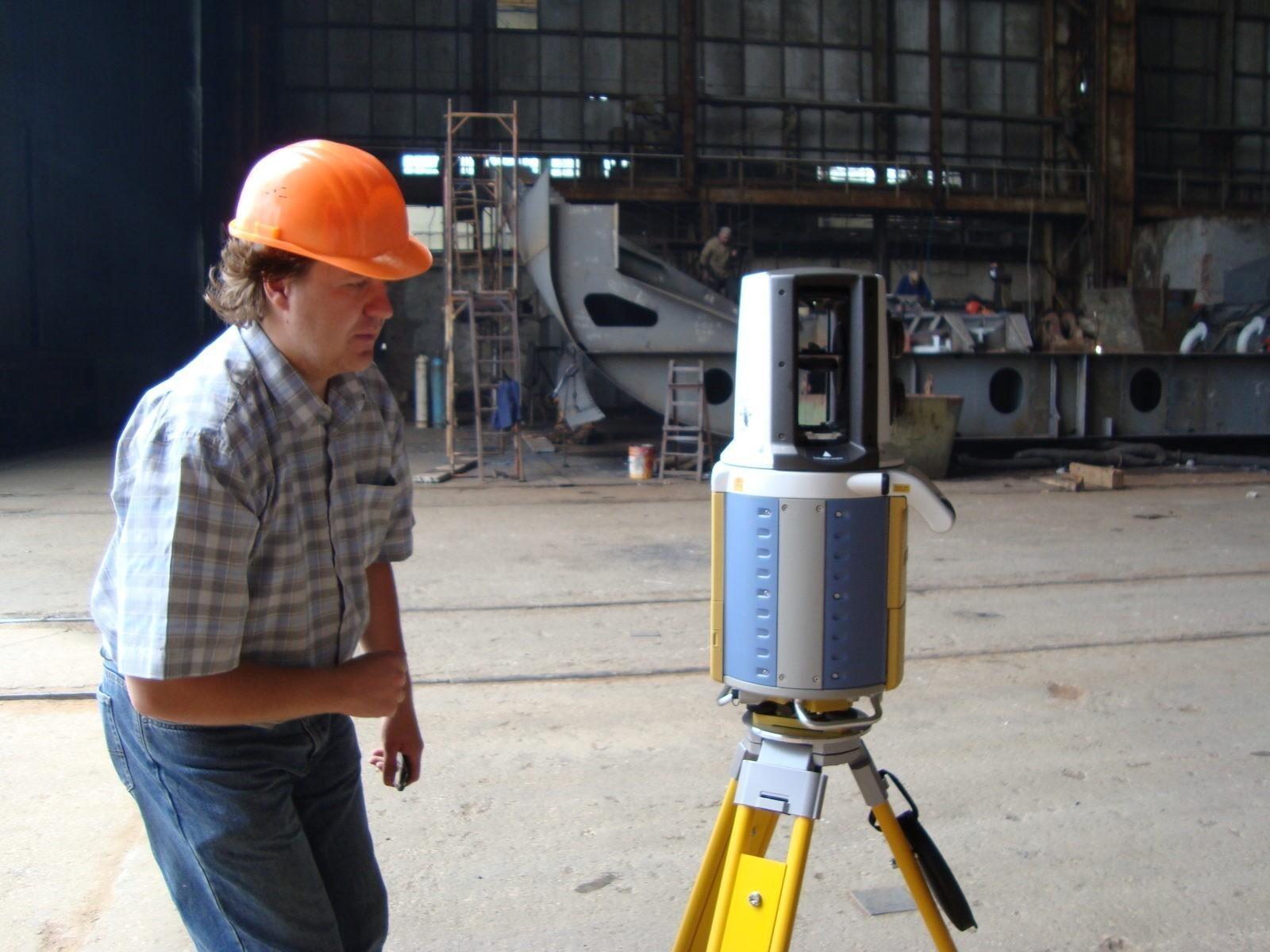 Сфера применения геодезического оборудования
