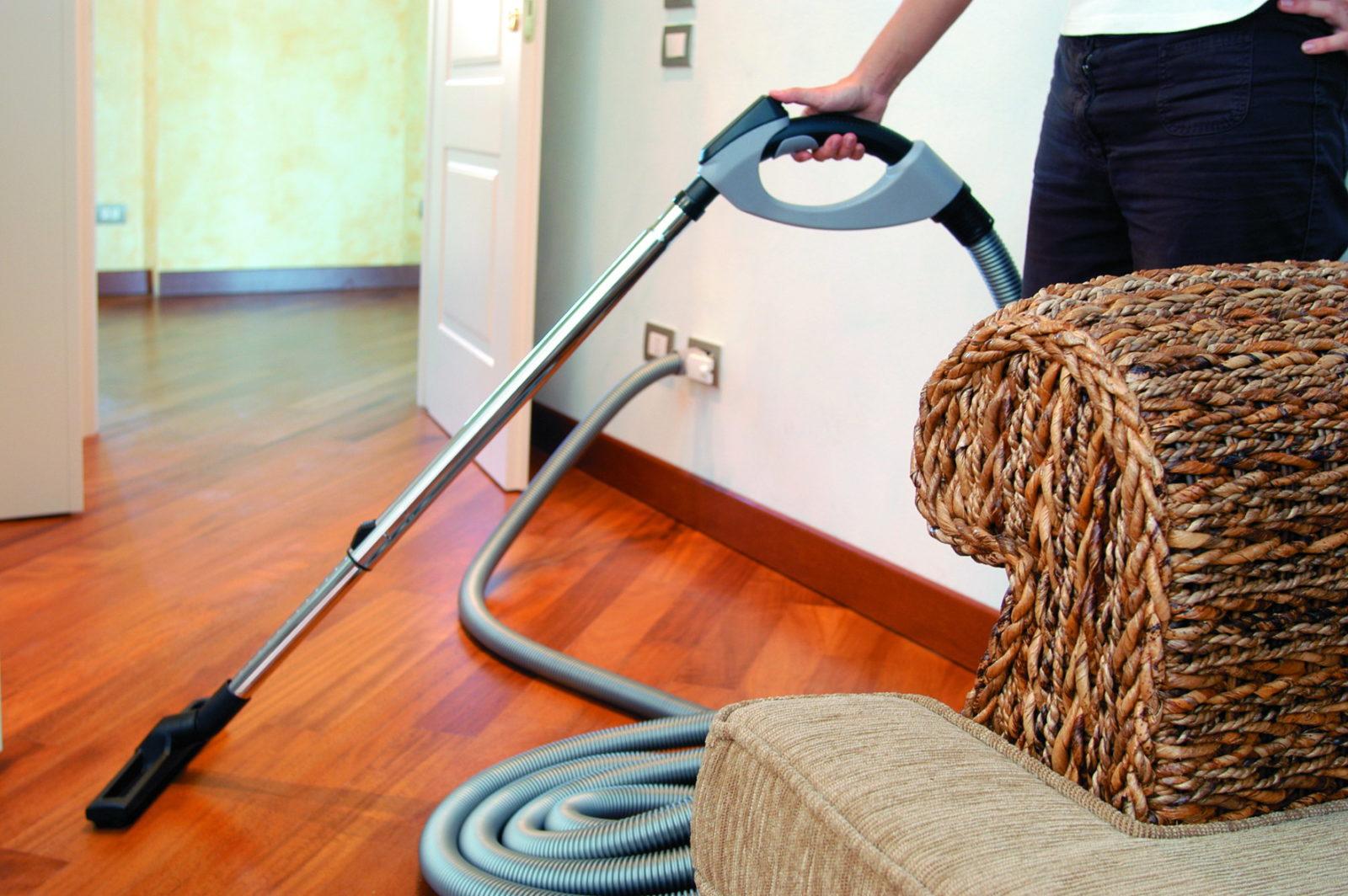 Система центрального пылеудаления. Борьба за чистоту
