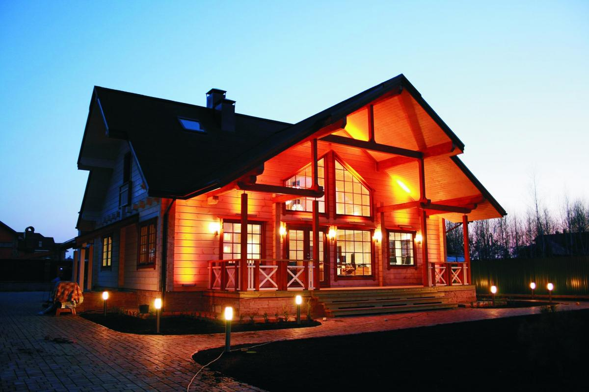 Тепло и комфорт финских домов