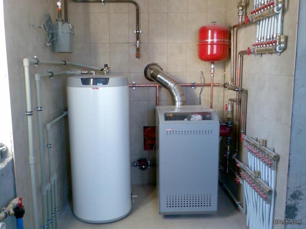 Упрощенный и современный способ установки теплоснабжения