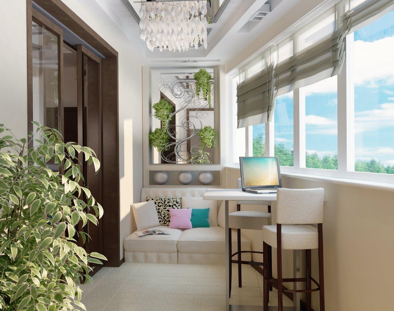 Утепление балкона расширение полезной площади и экономия тепла