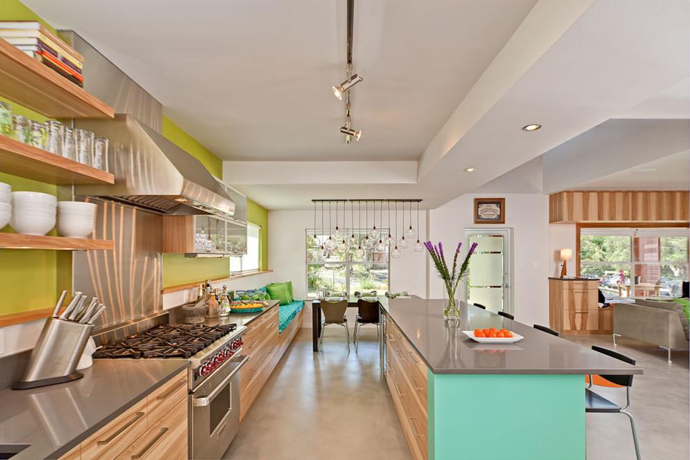 Функциональная и стильная планировка кухни