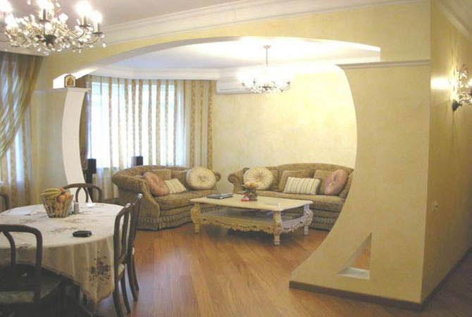 Перепланировка однокомнатной квартиры с чего начать