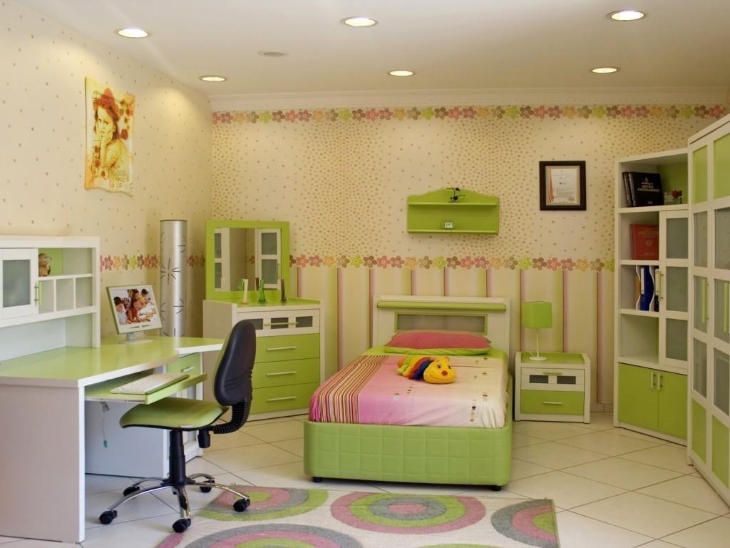 Дизайн детской комнаты своими руками