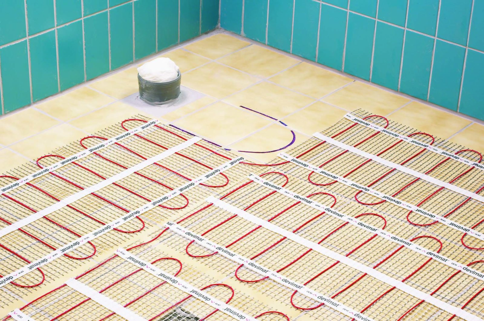 Электрический теплый пол в квартиру