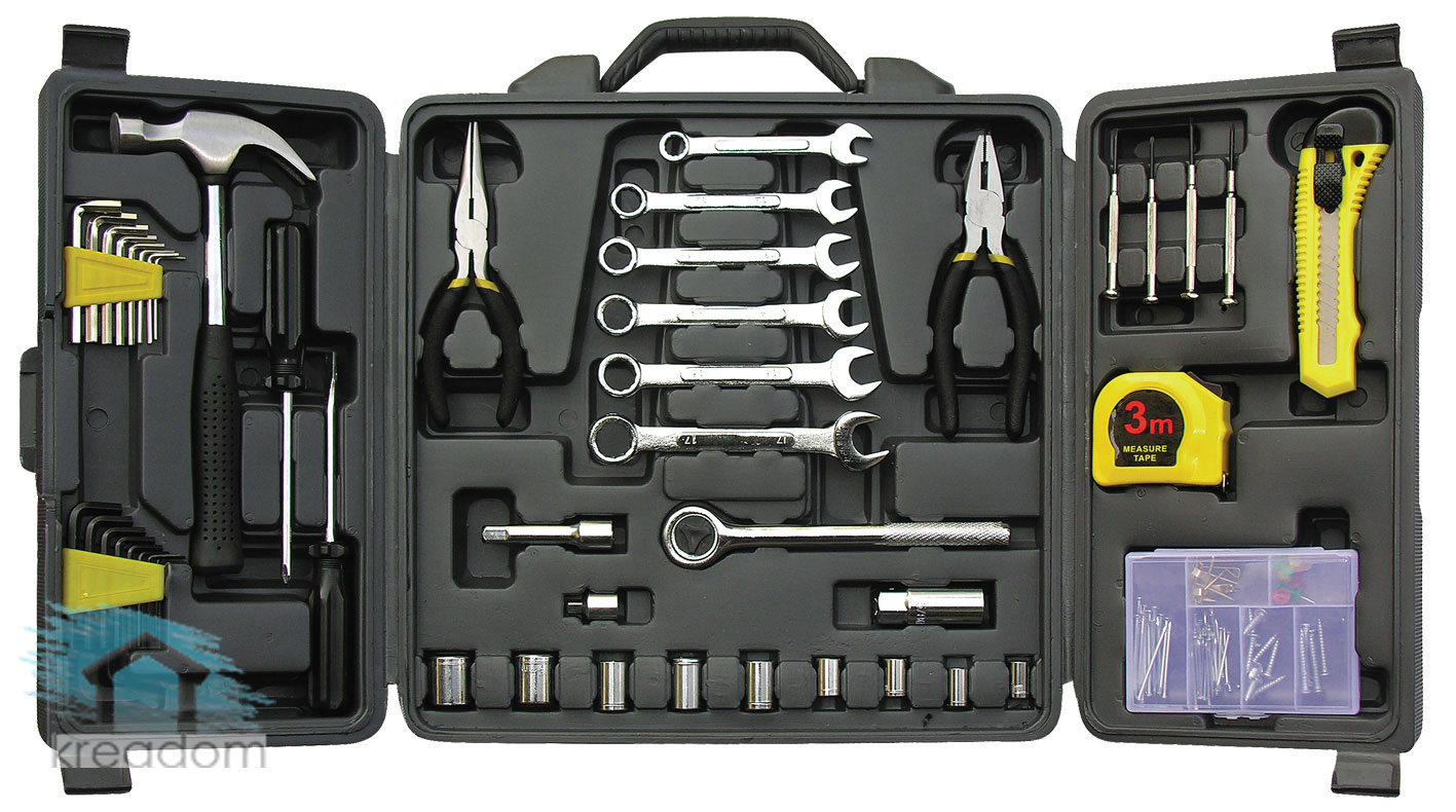Инструмент который должен быть в каждом доме. Набор инструментов для дома.