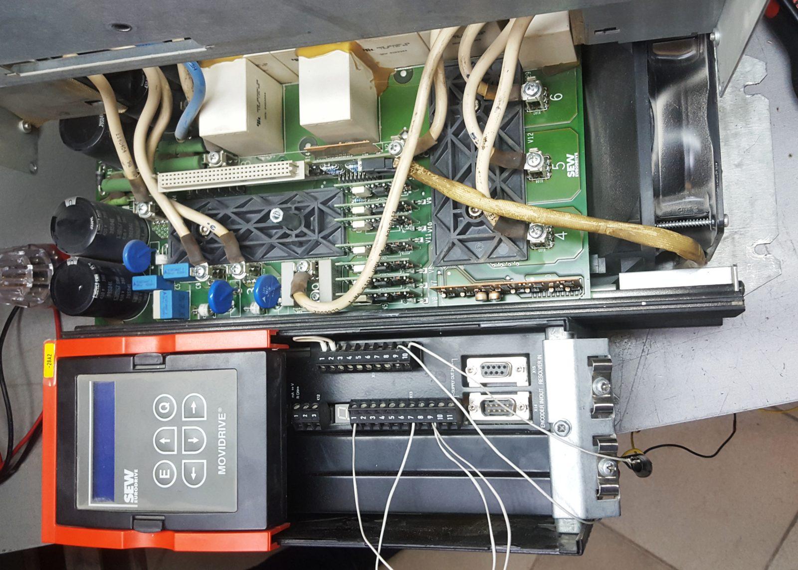 О частотных преобразователях тока