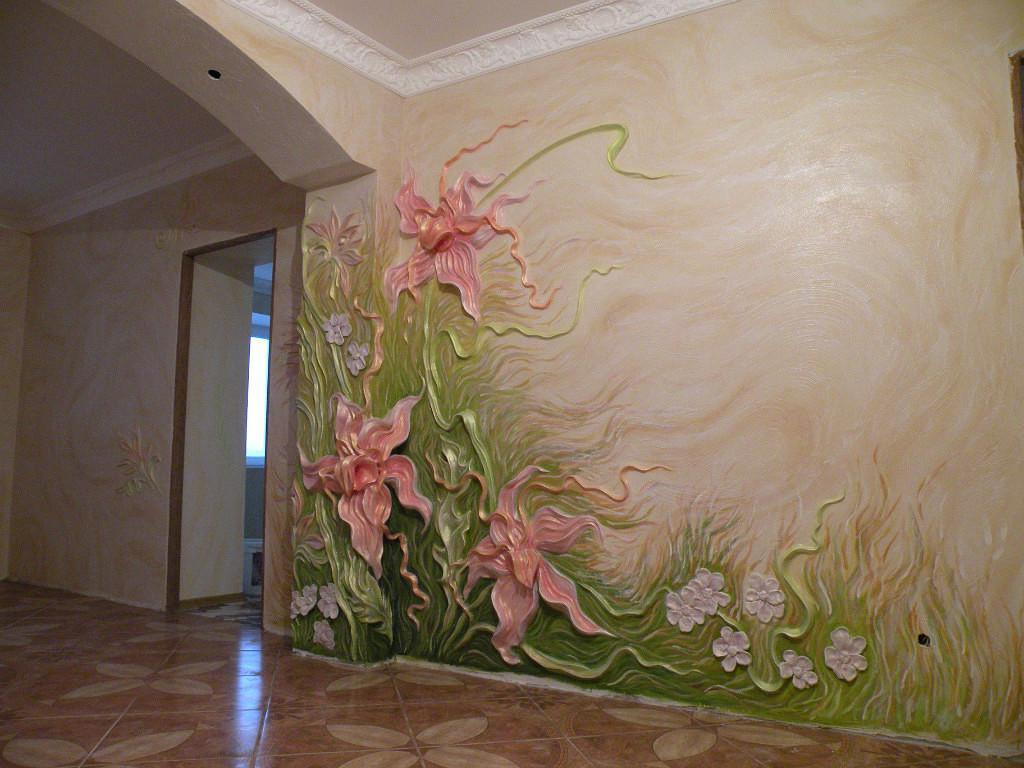 Шпатлевка стен под покраску самостоятельно