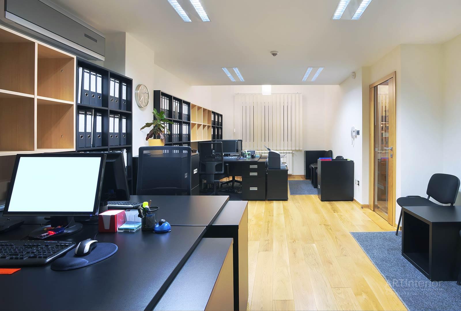 Самое актуальное в дизайне офиса
