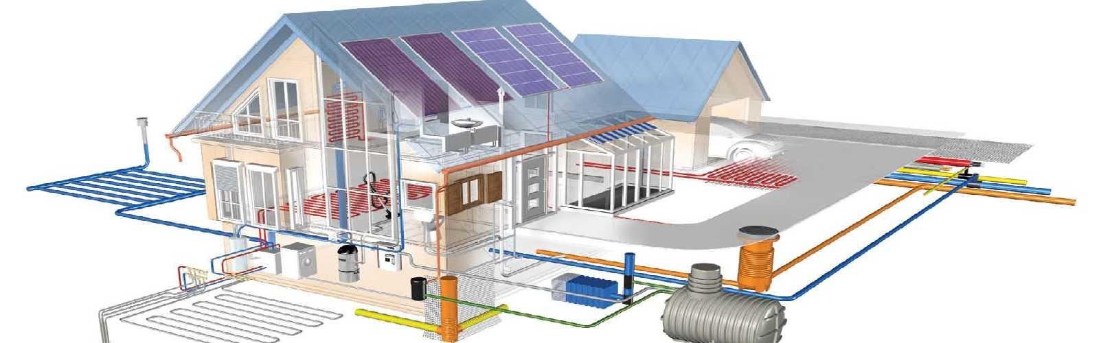 Системы вентиляции в строительстве