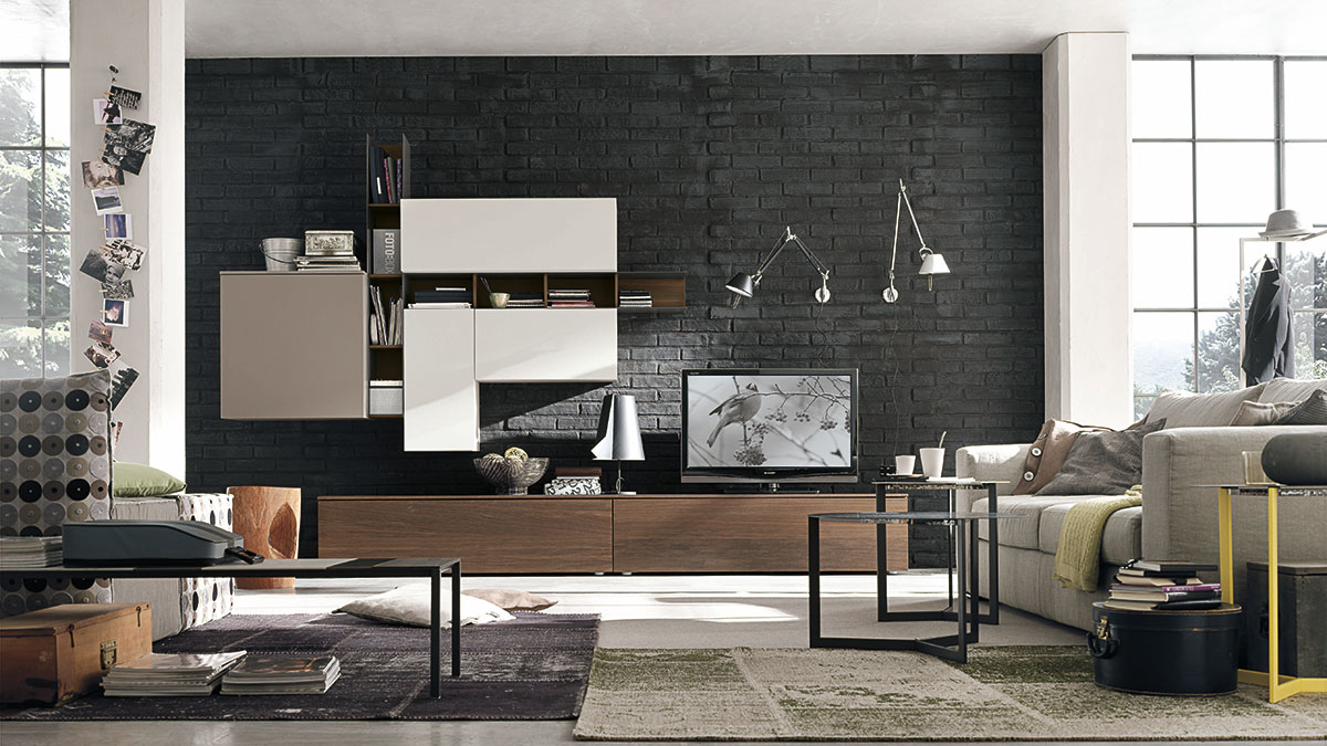 Современная модульная мебель