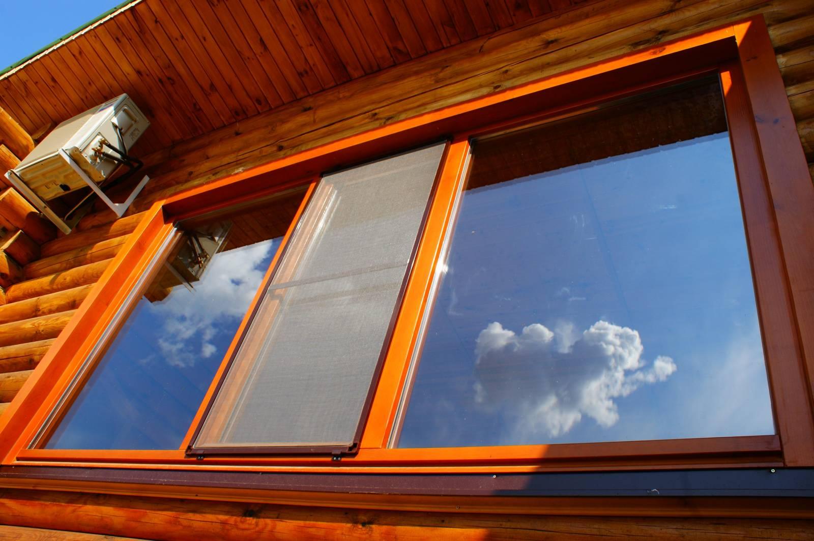 Современное окно