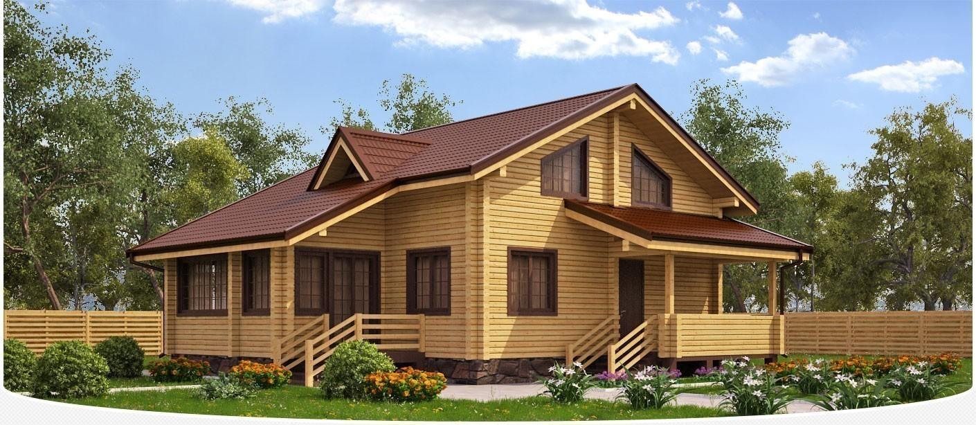 Строительство деревянного или кирпичного дома