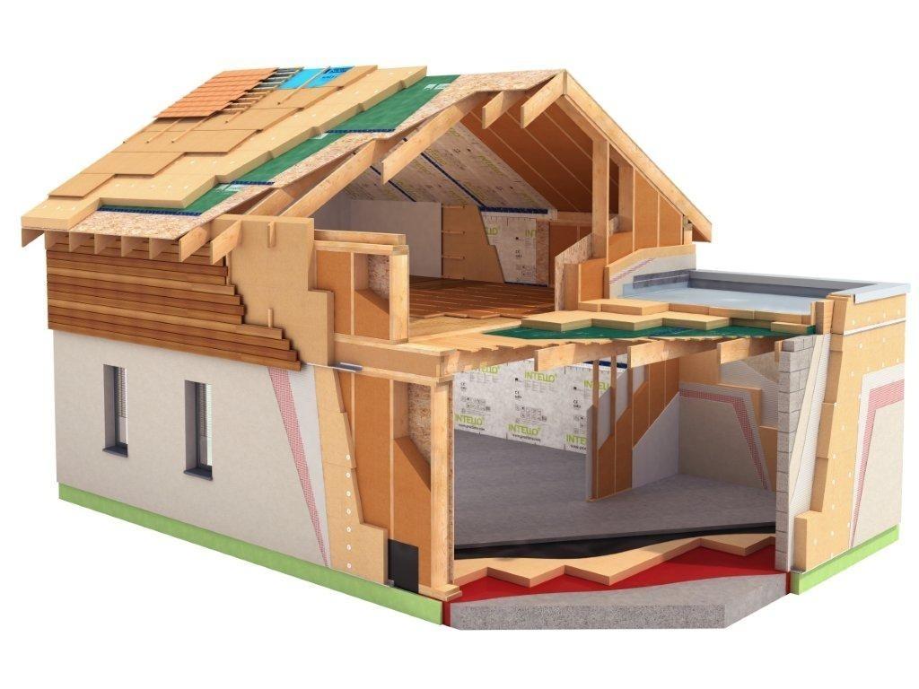 Теплоизоляция дома. Как сберечь тепло