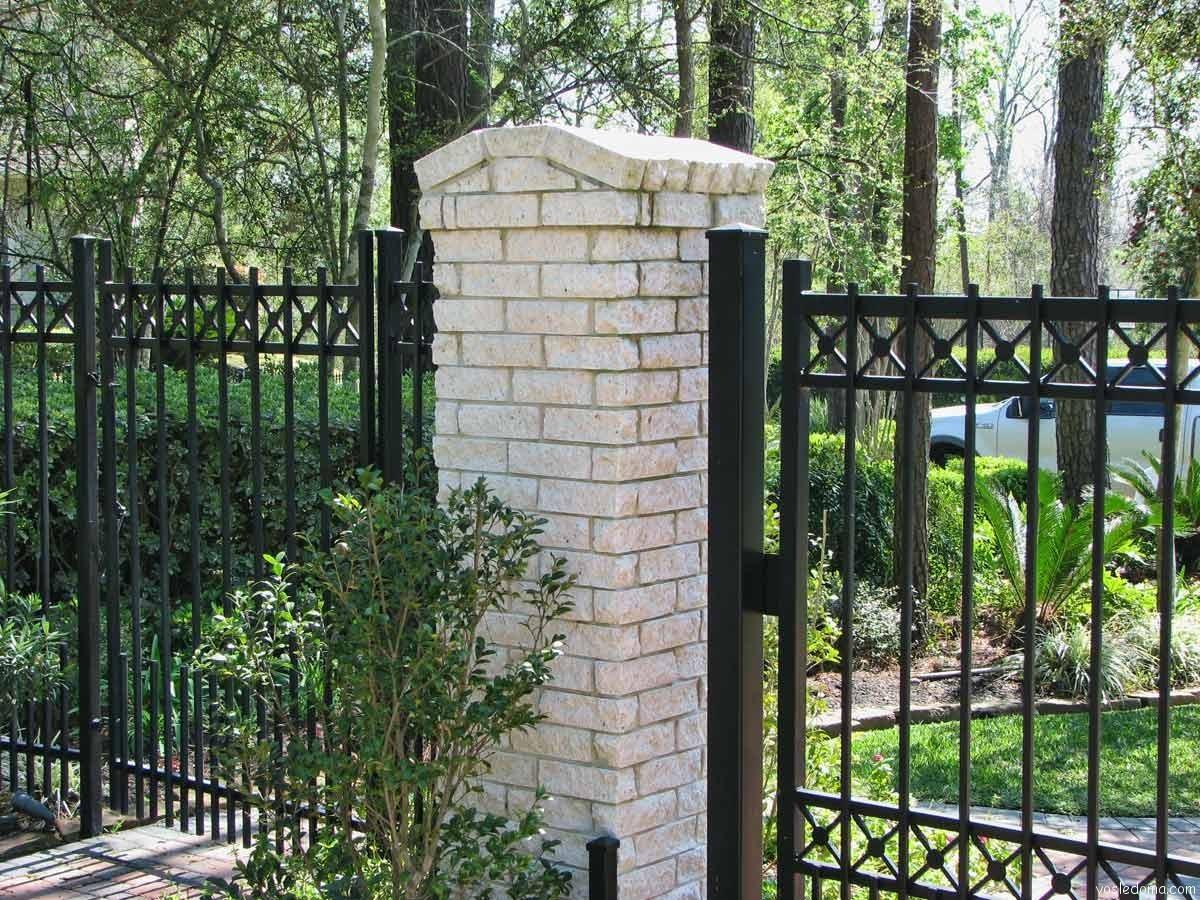 Заборы и ограды на даче