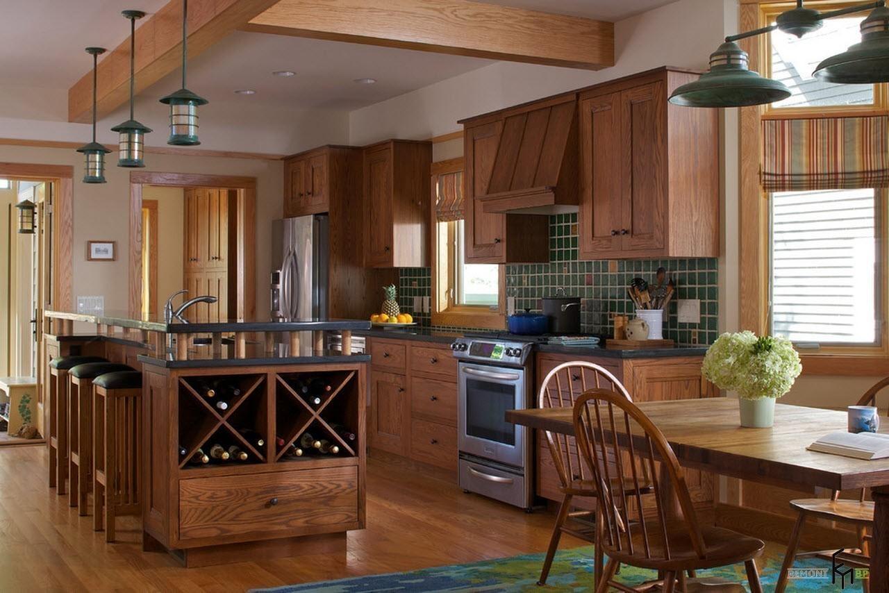 Идеи декорирования загородного дома