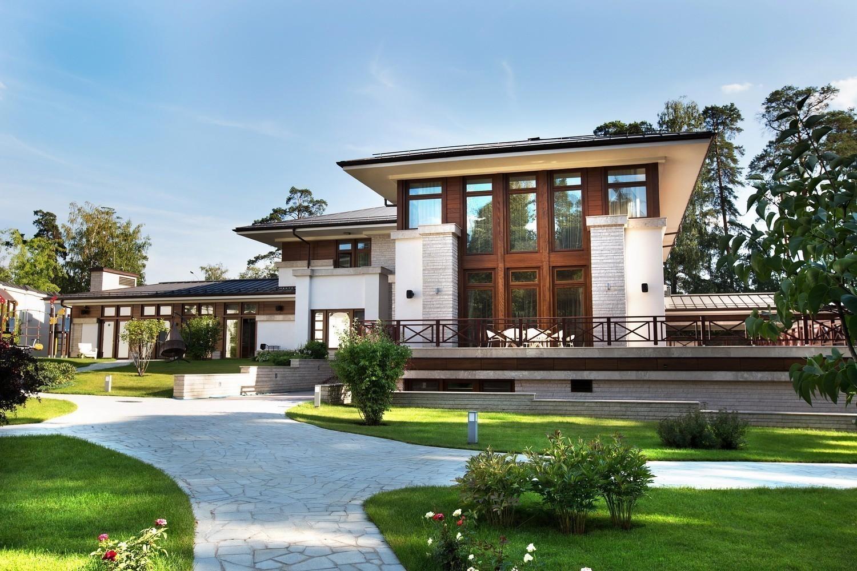 архитектурные направления в частном строительстве
