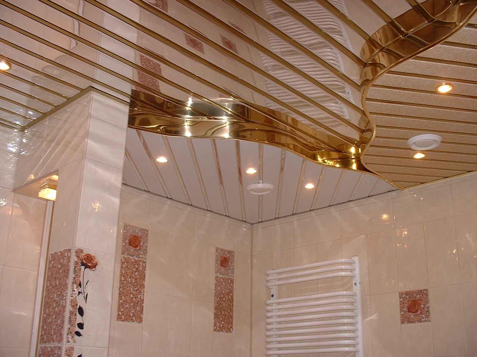 Монтаж и установка потолков