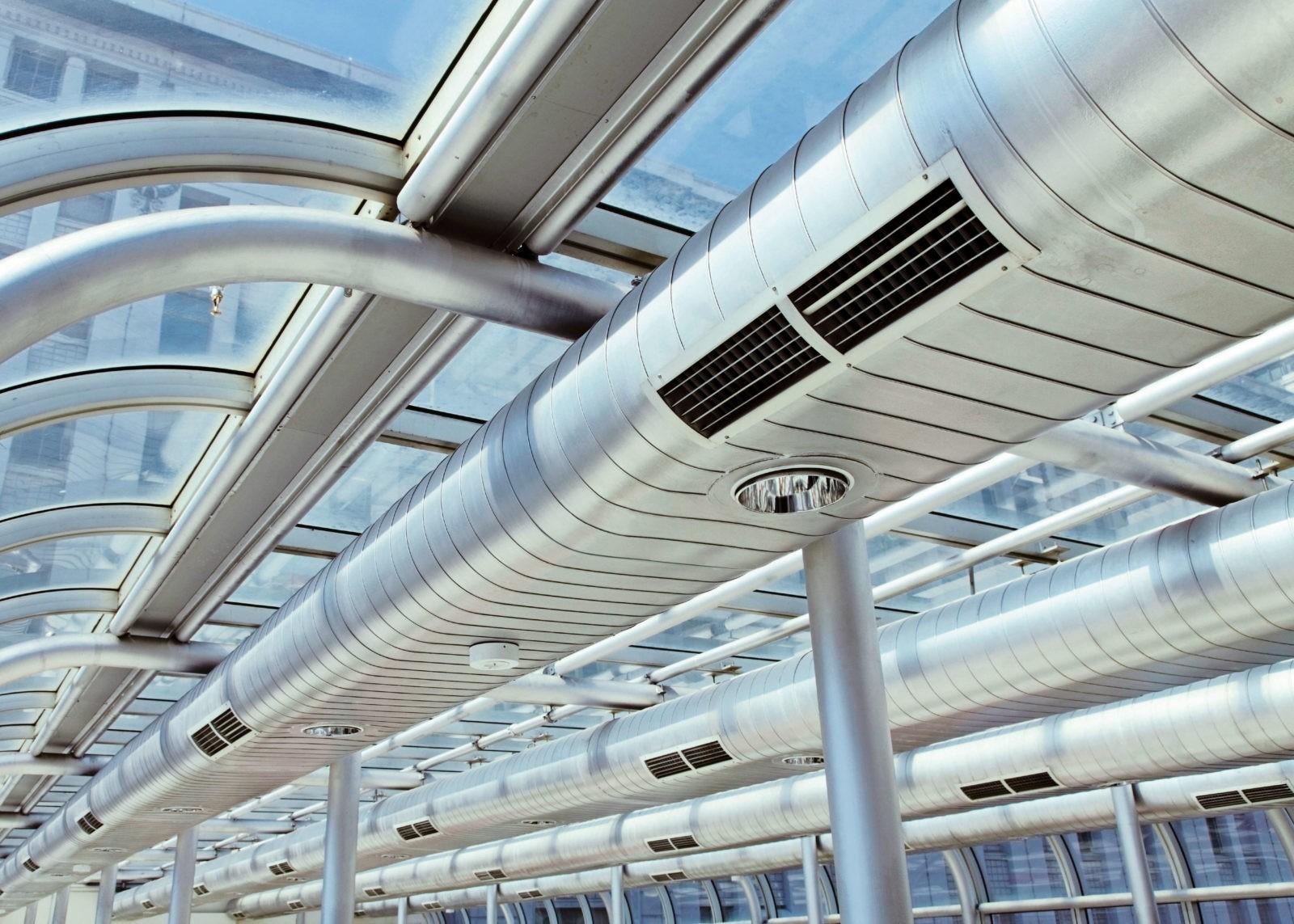 О промышленной вентиляции и кондиционировании